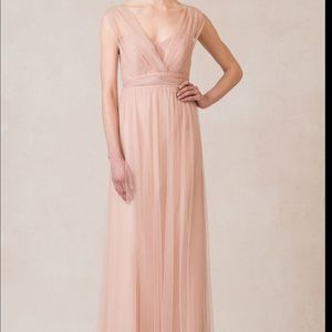 Jenny Yoo Annabelle convertible tulle long dress 4